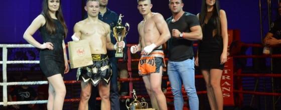 Wygrana Piotra Trześniewskiego-Tryc na Złotów Fight Night
