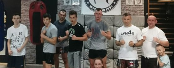 Nabór na zajęcia K1 kickboxing trwa